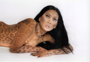 Leopard by TranquilBelligerence