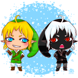 shadow/link by blueOuO