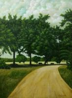 Title: The Road To Paradise by DonCabanza