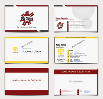 Business Card by nurwijayadi