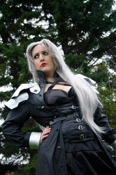 Lady Sephiroth by mystic-fae