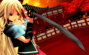 MMD Killing Intent by Trackdancer