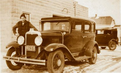 1930 Chevrolet Sedan by PRR8157