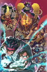 Street Fighter 25th Anniversary Tribute by HeavyMetalHanzo