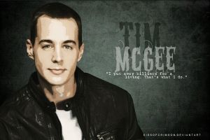 NCIS Quotes- McGee by KissofCrimson