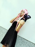 .Magnet. Megurine Luka by Itchy-Hands