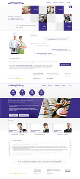 Catering Service by h1xndesign