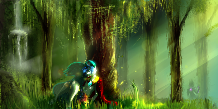   FOREST   by AniLLem
