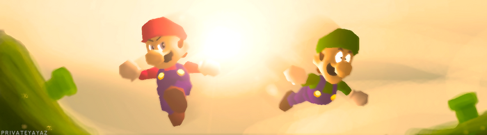 Project Mario 64 - Bros's Action by Irham7762