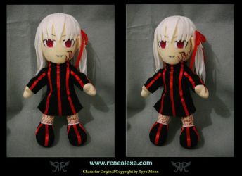 Commission - Sakura Matou by renealexa-plushie