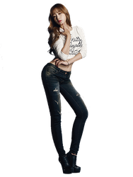 EXID Hani Transparent by Novadestin