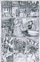 SanEspina Constantine TheAngryBarman Page1 by santiagocomics