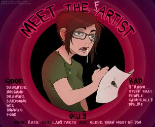 Meet the Fartist by Katie-W