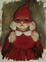 Little Red Riding Hood by AngryBird