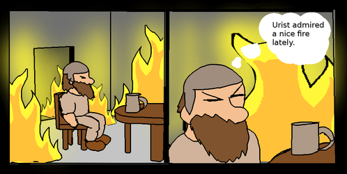 Dwarf Fortress, this is fine by J4B