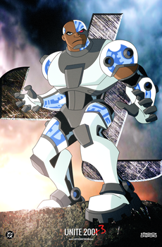 UNITE 2001 - Cyborg by JTSEntertainment
