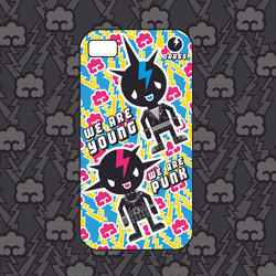 ABLP - Iphone 4/4s phone case by naugthy-devil