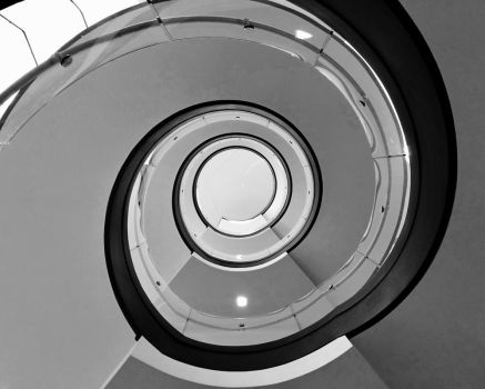 Spiral Stairs by Flamesofmercy