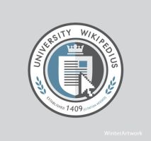 University Wikipedius by Winter-artwork