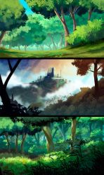 Grounds of the Back by Leaglem