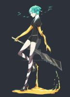 Houseki no kuni - Phos by K0uGetsu