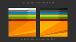 FlatScapes Wallpaper Pack by Tecior