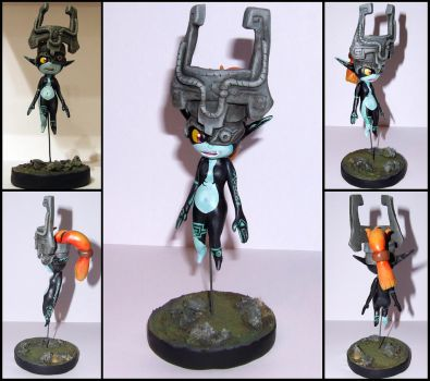 Midna Model by Tommassey250