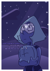 to the moon by GirlWithTheGreenHat