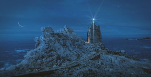 The Tower of Endlands by annewipf