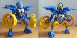 Bionicle MOCs: Water by KupoGames