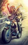 Ygotas - The Motorcycle by Rivan145th