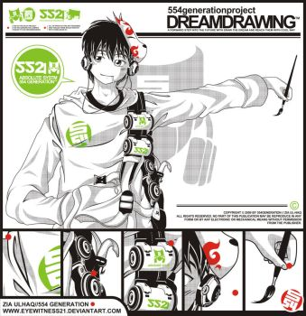 Dream Drawing Project by eyewitness21
