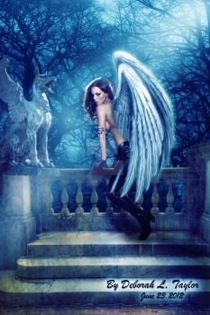 Escaping Angel by DeborahLTaylor