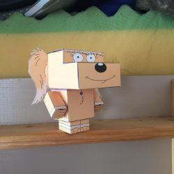 Ellie Cubeecraft doll (preview) by DecaTilde