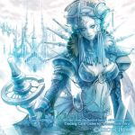 Dimension-zero'Queen of ice' by HiroUsuda
