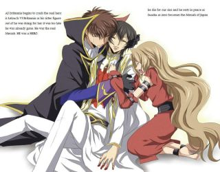 Tribute to lelouch by anime364