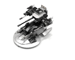 Imperial Assault Tank (IAT) (Upgrade) by Jesse220