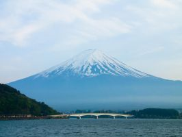 Mt Fuji 8 by FubukiNoKo