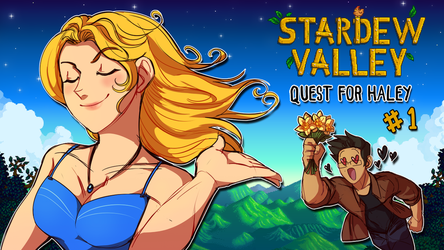 Quest For Haley (lp thumbnail art) by SUSHIROLLED