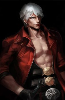 Dante by na-insoo
