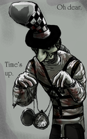 American Mcgee's Mad Hatter by mrRUTTO