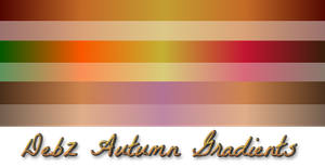 Debz Autumn Gradients by debzdezigns-lamb68