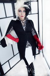 Cruella Deville by GingerAnneLondon