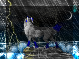 -:Bring The Storm:- by SironaWolf