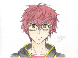 707 - Mystic Messenger by Saralil