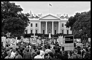 The White House by digitalgrace
