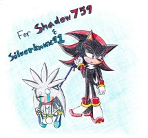 For Shadow759 and SilverKnux91 by 6t76t
