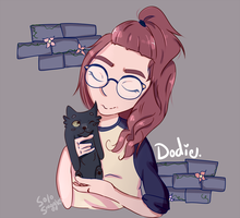 doddleoddle by SoloSnuggles
