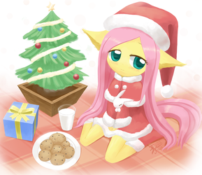 Weekly art#77 Happy Holiday by HowXu