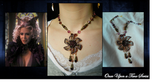 Once Upon a Time: Maleficent Necklace-For Sale by DOC-Ash1391